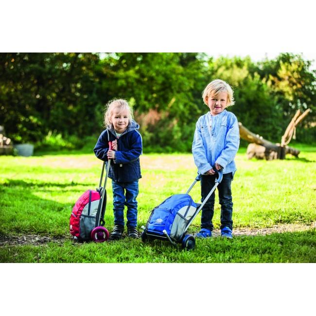 Dětský batoh na kolečkách
