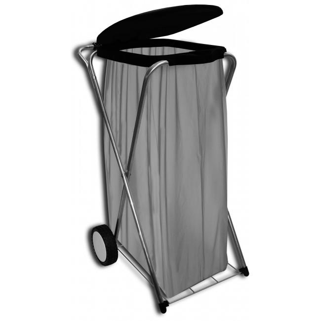 Pojízdný stojan na tříděný odpad