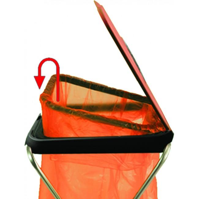 Přenosný stojan Eko-life pro třídění odpadu