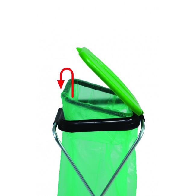 Stojan na tříděný odpad Ecogrid