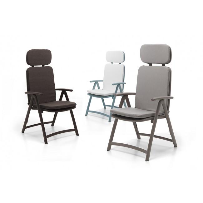 Polstr na židli Acquamarina