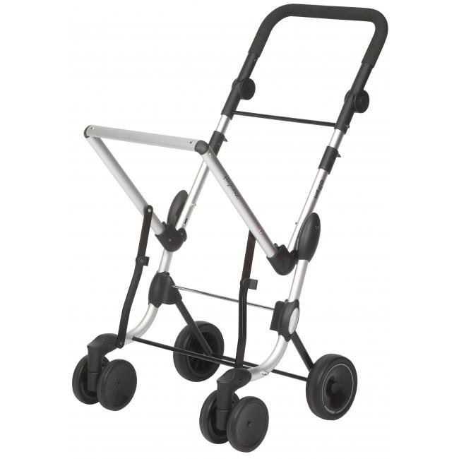 Nákupní vozík na kolečkách WeGo, se 6 kolečky