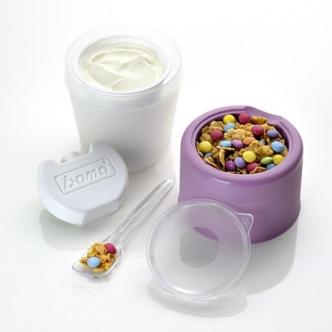 Chladicí dóza pro jogurt i ovoce