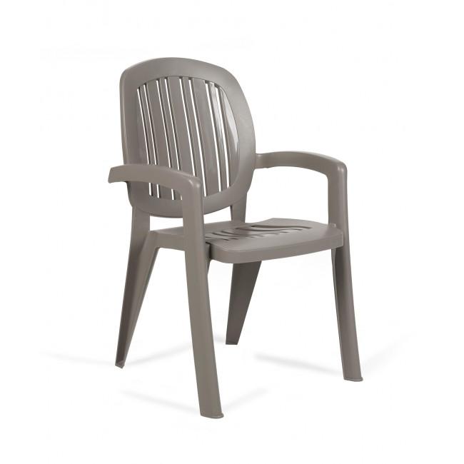 Sestava židle Creta se stolem tortora