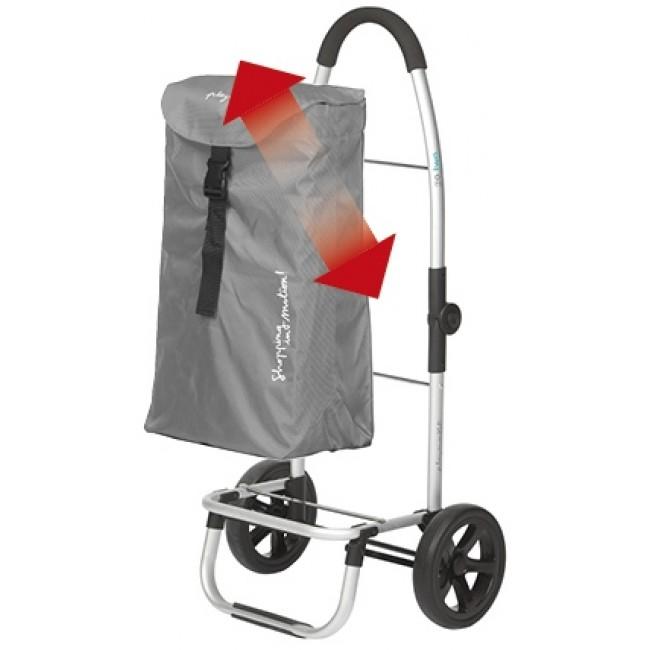 Nákupní taška na 2 kolečkách Go Two Compact