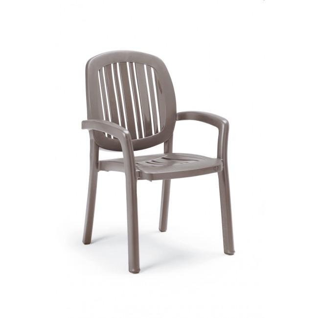 Zahradní židle Ponza vysokozátěžová
