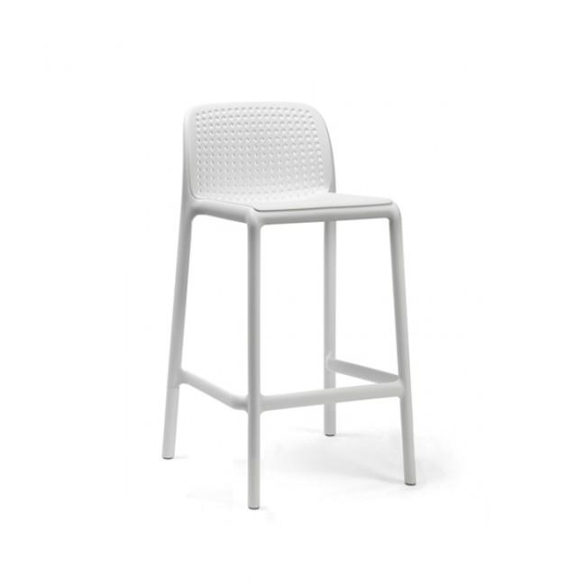 Barová židle Lido Mini bianco