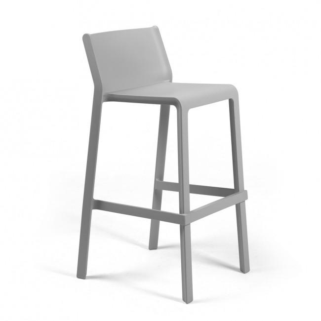 Barová židle Trill Šedá