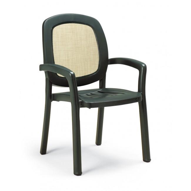 Zahradní židle Beta zelená
