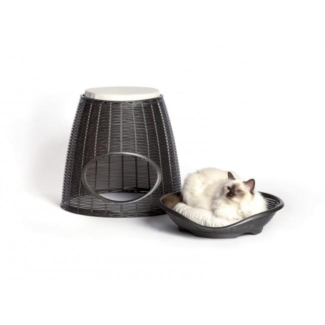 Odpočívadlo a pelíšek pro kočky Pasha