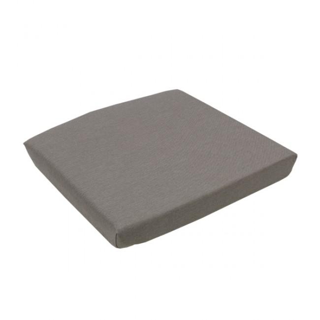 Polstr na židli Net Relax grigio