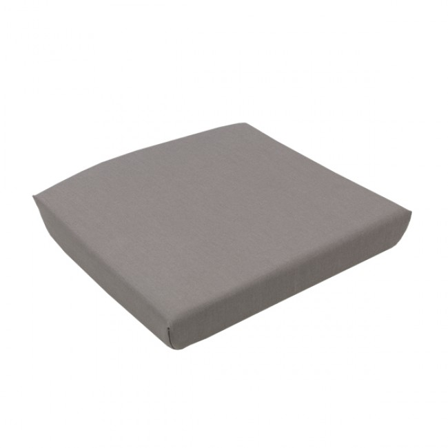 Polstr na židli Net Relax Sunbrella grigio