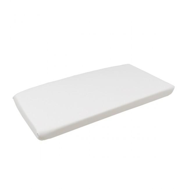 Polstr na lavici Net bench bianco