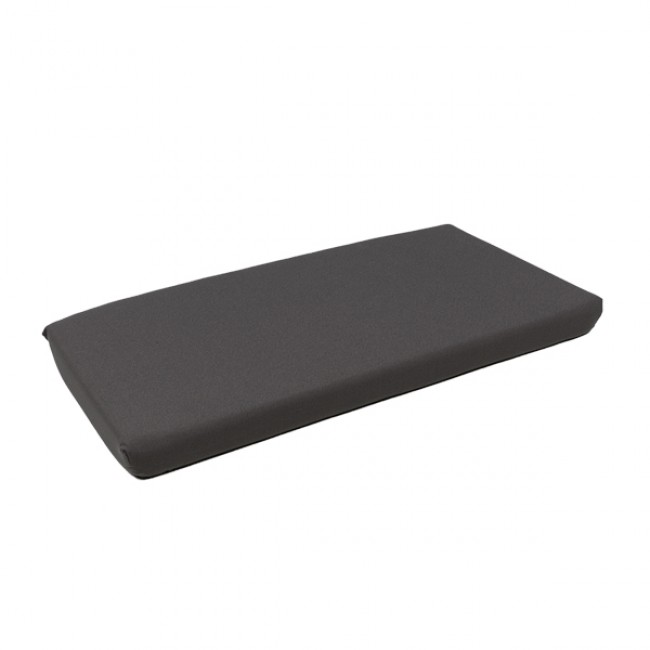 Polstr na lavici Net bench grey stone