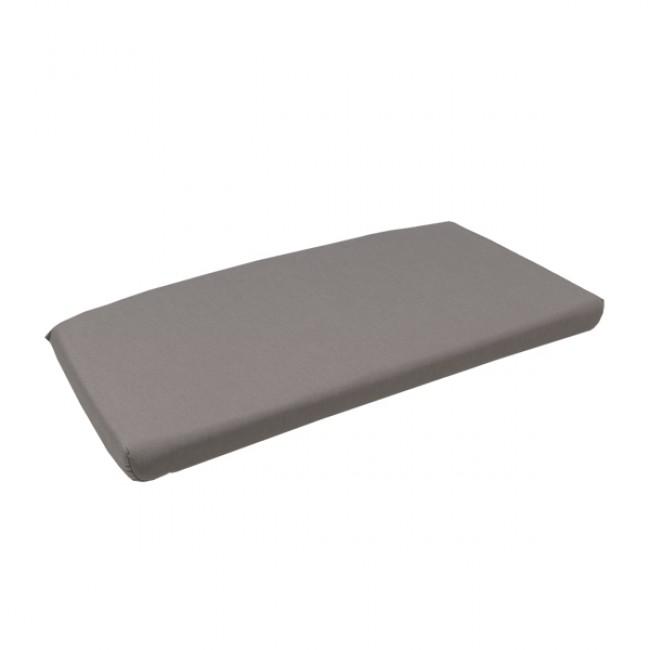 Polstr na lavici Net bench grigio