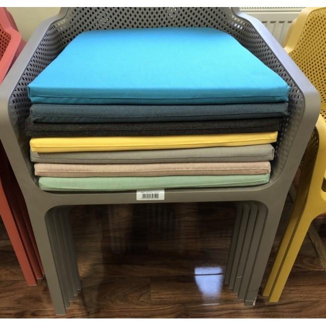 Polstr na zahradní plastovou židli Net