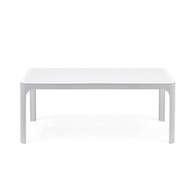 Odkládací stůl Net Table 100 bianco