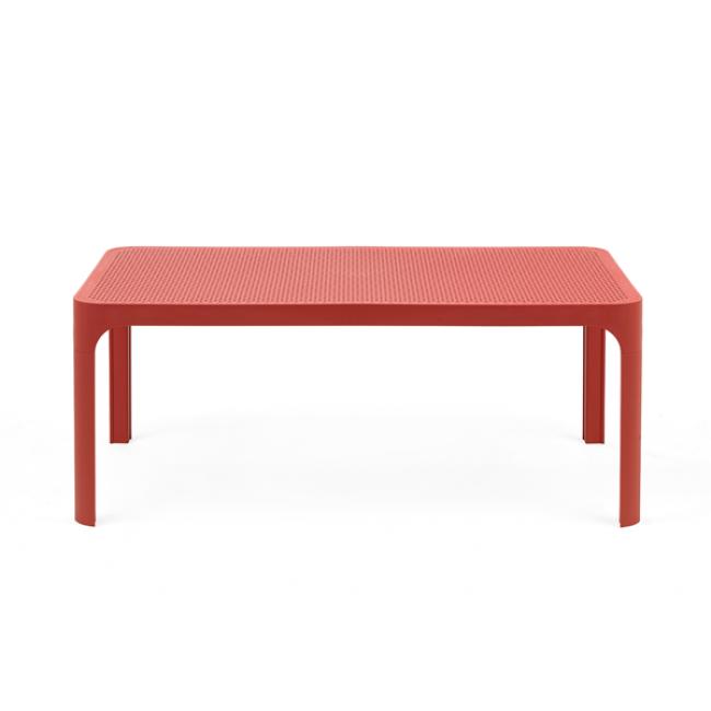 Odkládací stůl Net Table 100 corallo