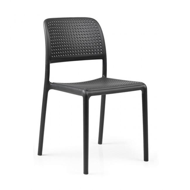 Zahradní židle Bora Bistrot antracit