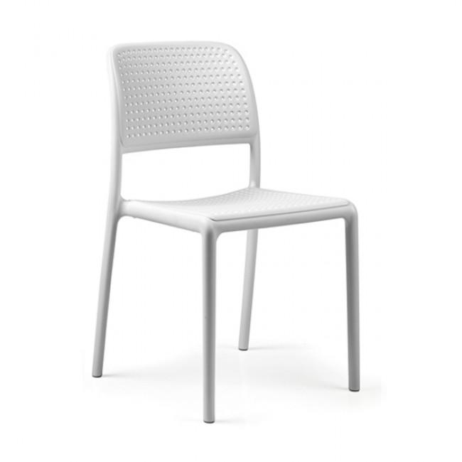 Zahradní židle Bora Bistrot bianco