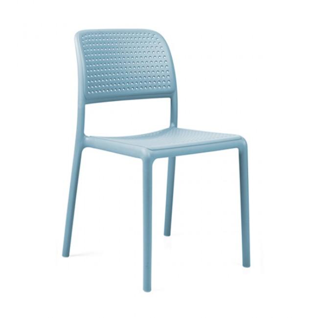 Zahradní židle Bora Bistrot celeste