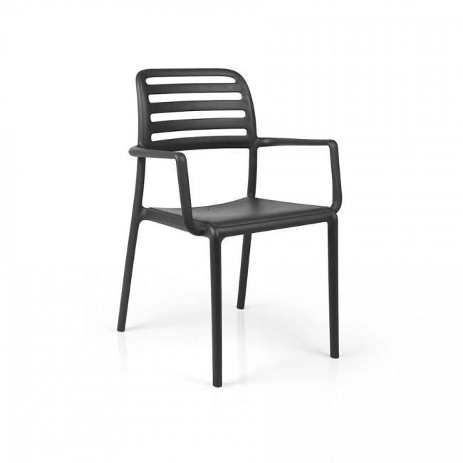 Židle Costa antracit