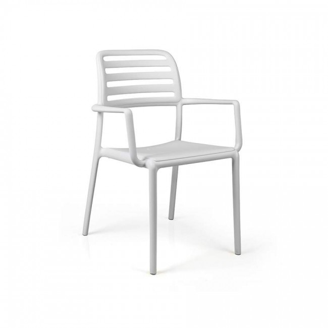 Židle Costa bianco