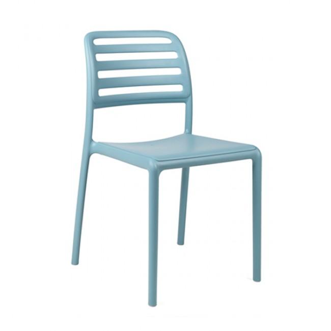 Židle Costa Bistrot celeste