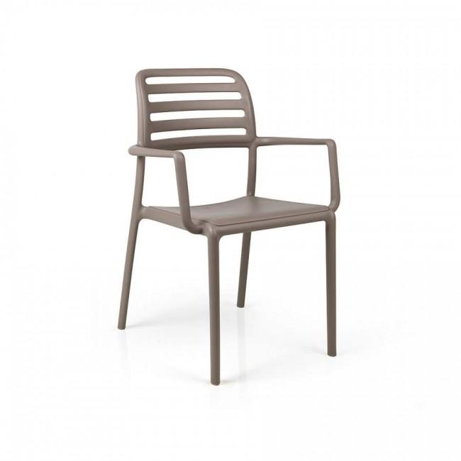 Židle Costa tortora