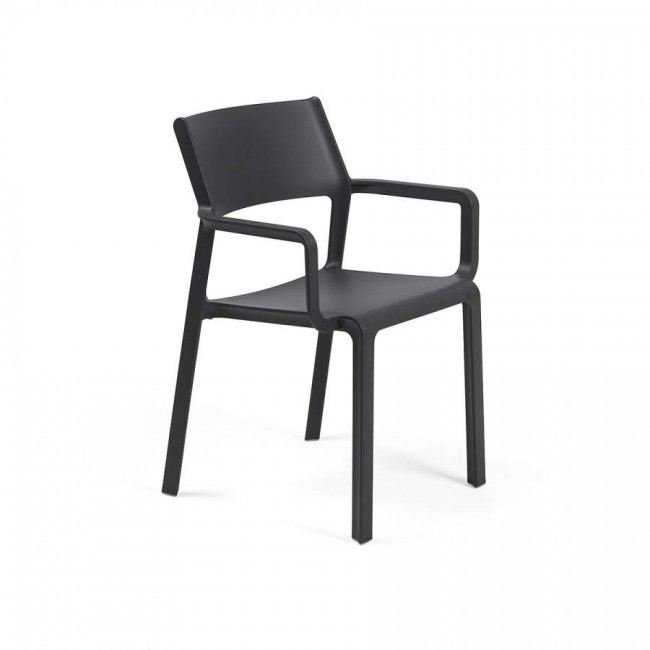 Židle Trill armchair antracit