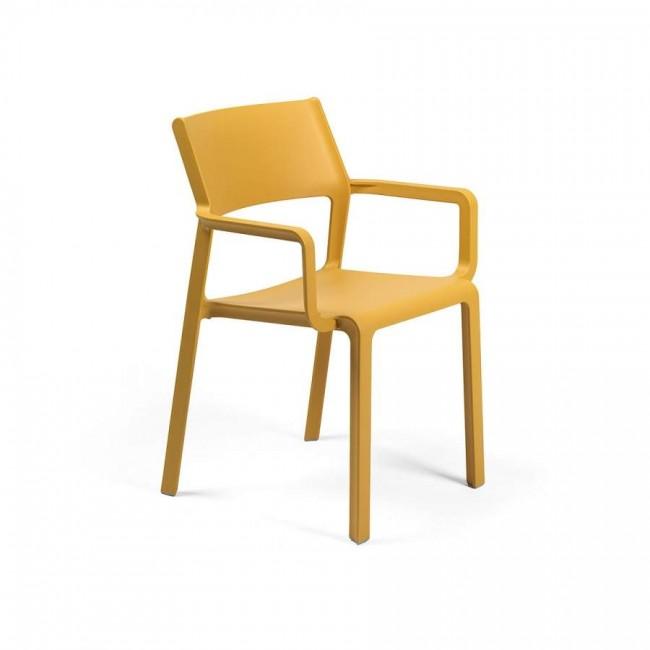 Židle Trill armchair senape