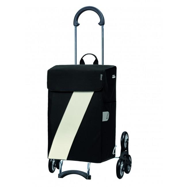 Nákupní taška na kolečkách do schodů Treppensteiger Scala Vika