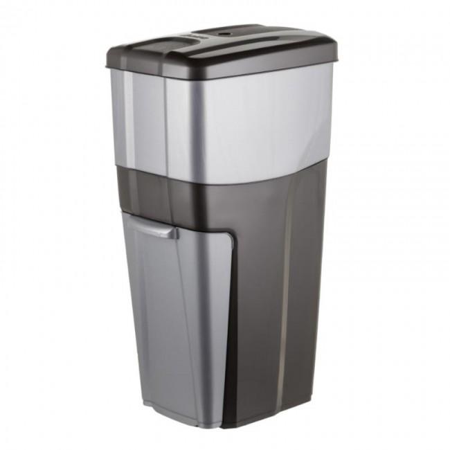Odpadkový koš Trypla antracit