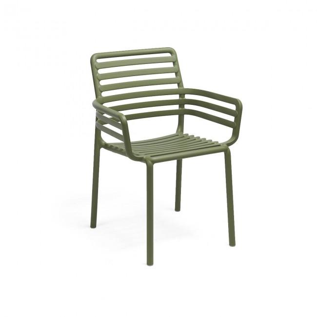 Židle Doga Armchair agave