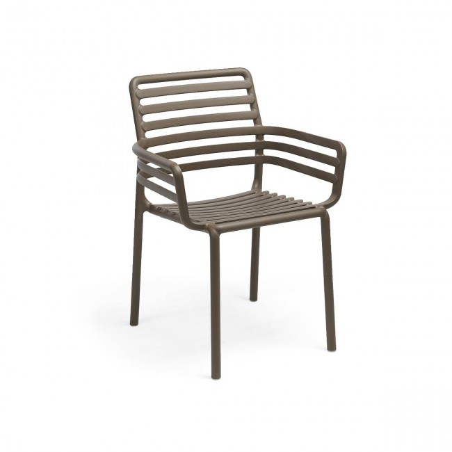 Židle Doga Armchair tabacco