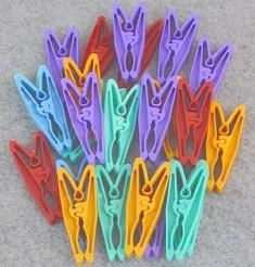 Kolíčky na prádlo, 26 ks