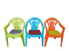 Poduška na židličky Mix