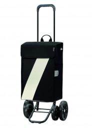 Taška na kolečkách Andersen Quattro Shoper Vika
