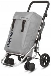 Nákupní taška Playmarket Go Plus, se šesti kolečky