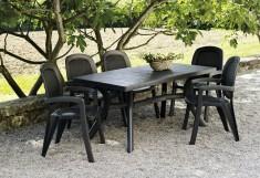 Stůl Toscana obdélník 120x80