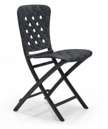 Skládací židle Zac antracit