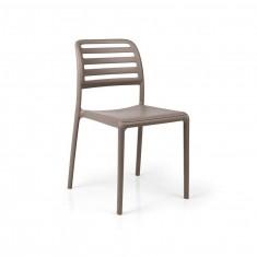 Židle Costa Bistrot tortora