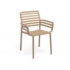 Židle Doga Armchair cappuccino