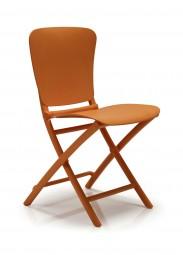 Skládací židle Zic Classic oranžová